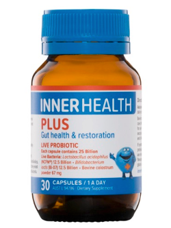 Inner Health Plus 30 Capsules | Vitality and Wellness Centre