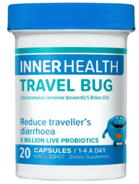Inner Health Travel Bug