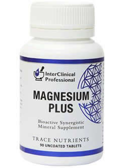 InterClinical Professional Magnesium Plus | Vitality And Wellness Centre