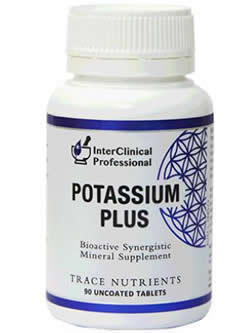 InterClinical Professional Potassium Plus | Vitality And Wellness Centre