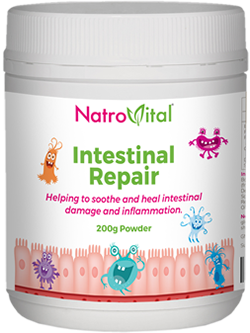 NatroVital® Intestinal Repair 200g Powder | Vitality And Wellness Centre