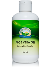 Nature's Sunshine Aloe Vera Gel
