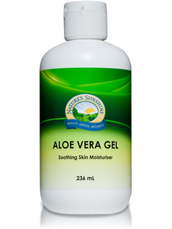 Nature's Sunshine Aloe Vera Gel 236mL