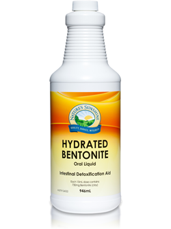 Nature's Sunshine Hydrated Bentonite 946ml | Vitality And Wellness Centre