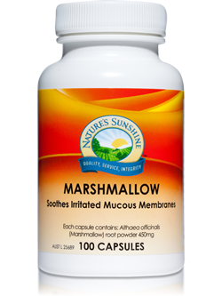 Nature's Sunshine Marshmallow 100 Capsules | Vitality Ans Wellness Centre
