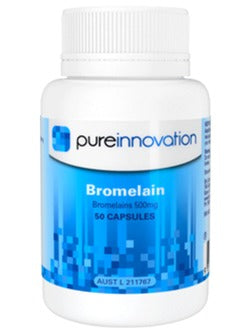 Pure Innovation Bromelain Capsules