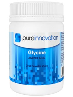 Pure Innovation Glycine Powder | Vitality and Wellness
