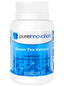 Pure Innovation Green Tea Extract Capsules