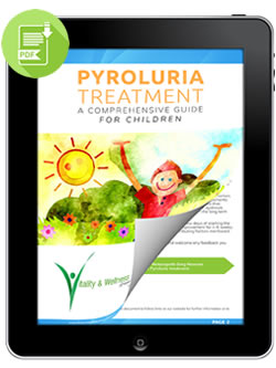 Pyroluria Positive Treatment Plan