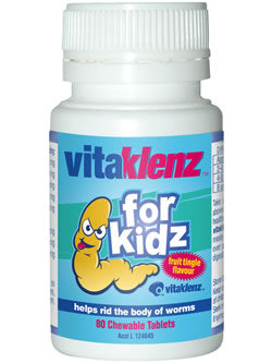 Vitaklenz for Kids 80 Chewable Tablets | Vitality And Wellness Centre