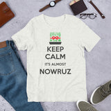 It's Almost Nowruz Unisex T-Shirt