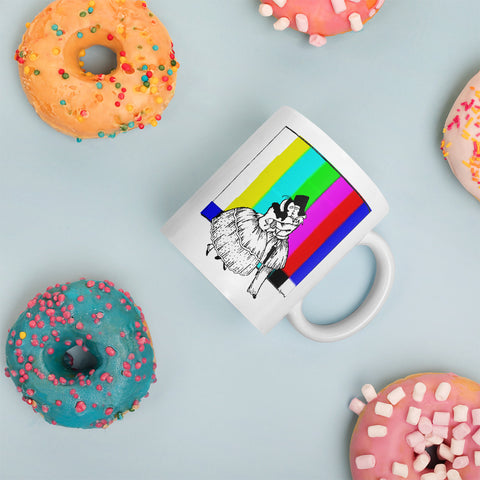 Uncensored Love Mug