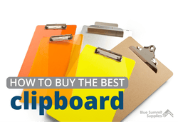 A Clipboard Guide to the Best Clipboard and the Best Clipboard with Storage
