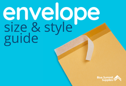 Exploring C4: Envelope Size and Style Guide