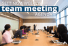Setting a Weekly Team Meeting Agenda