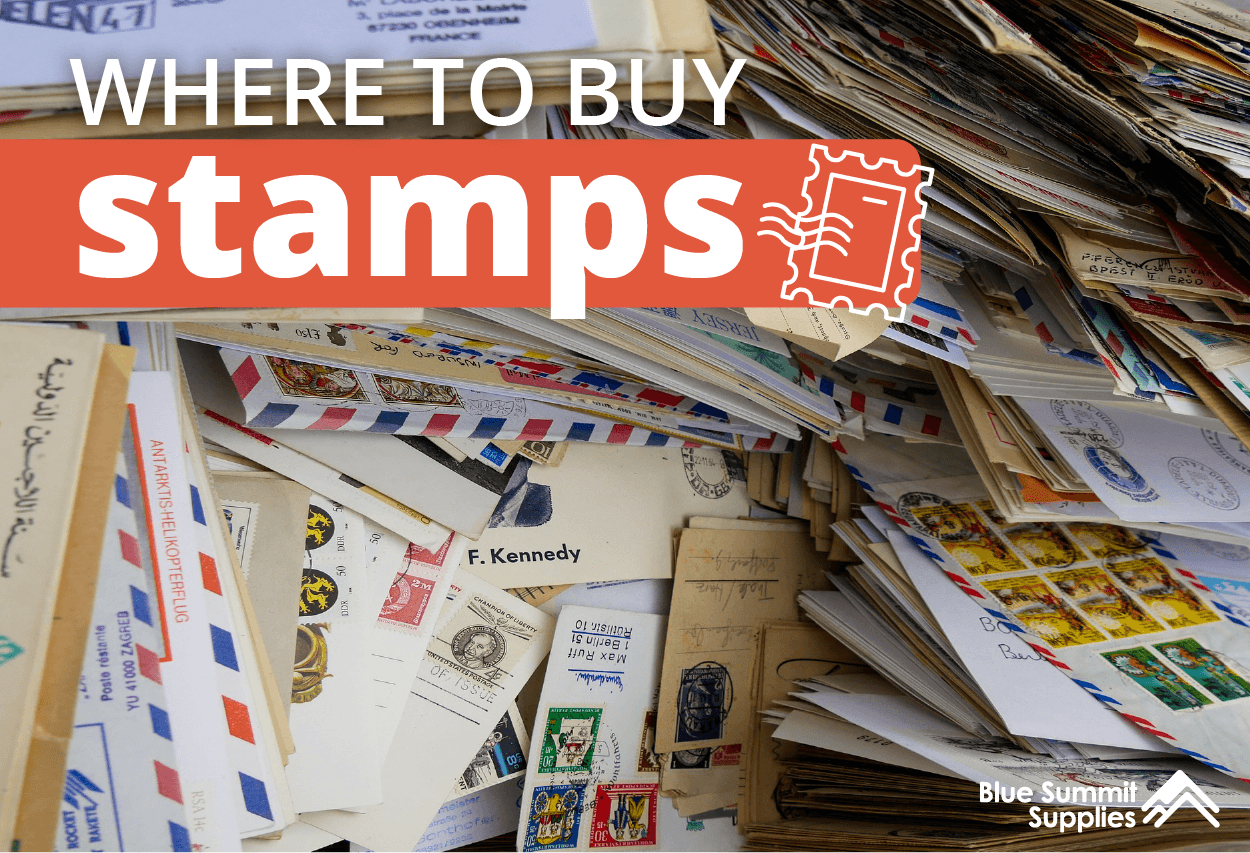 Where to Buy Stamps: A Complete Guide to USPS Stamps - Where To Buy Stamps