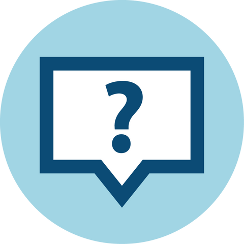 Asking questions Icon