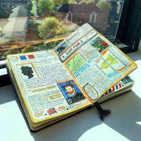 Likes and Dislikes travel journal