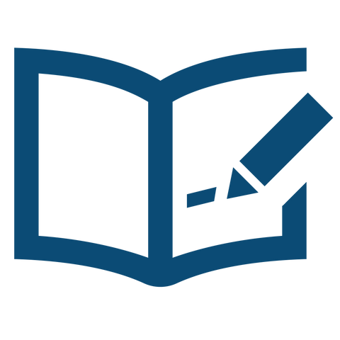 Writing in Journal Icon