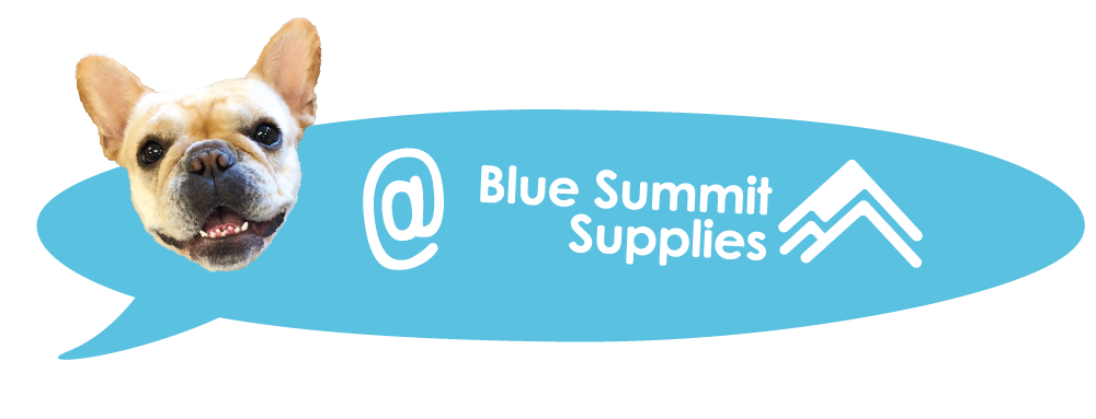 At Blue summit supplies