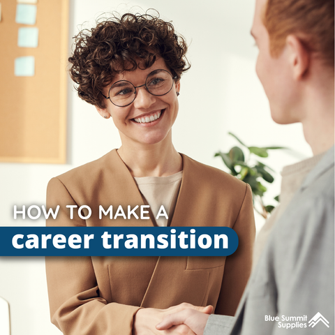 When and How to Make a Career Transition