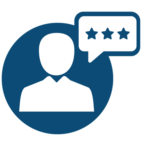 Customer Rating Icon