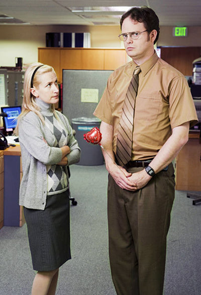 Dwight and Angela Halloween Costume
