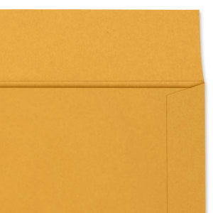 Types of Envelope Seals: Ungummed