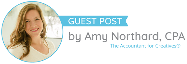 Guest Post by Amy Northard, CPA