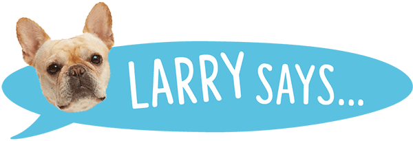 Larry Says