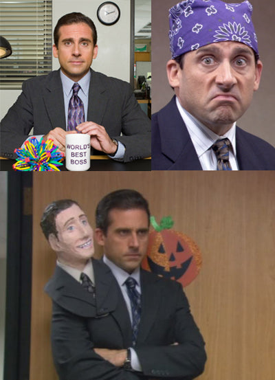 Michael Scott Halloween Costume