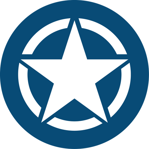 Military Star Icon