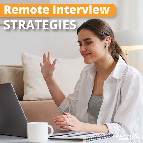 Interviewing Remotely: Strategies For Interviewers and Candidates