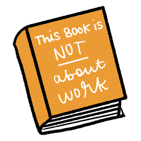 book not about work