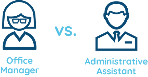 Office Manager vs. Administrative Assistant