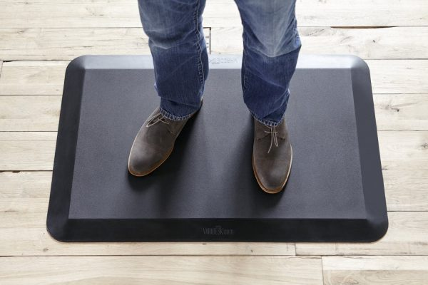 Anti fatigue standing desk mat