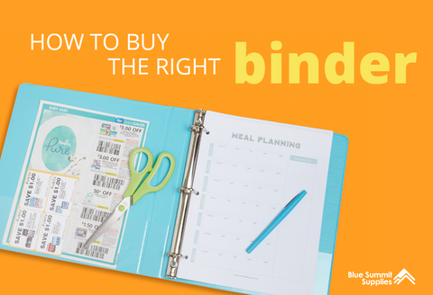 How a Binder Sizes Chart Can Help You Choose the Right Binder for Your Needs
