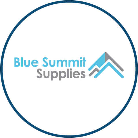 blue summit supplies icon