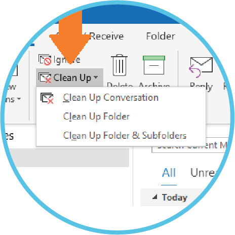 clean up tool