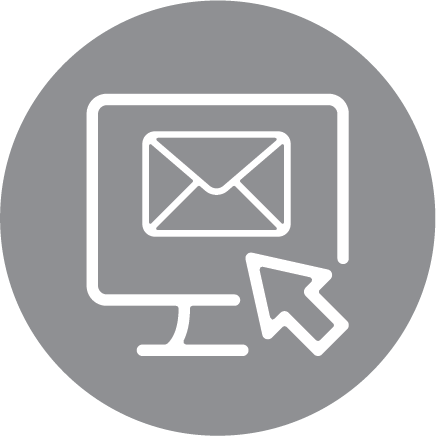 convert mail icon