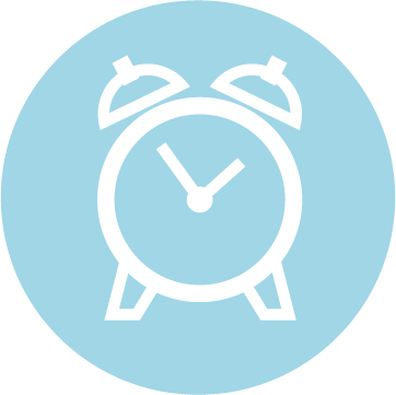 flexible time icon