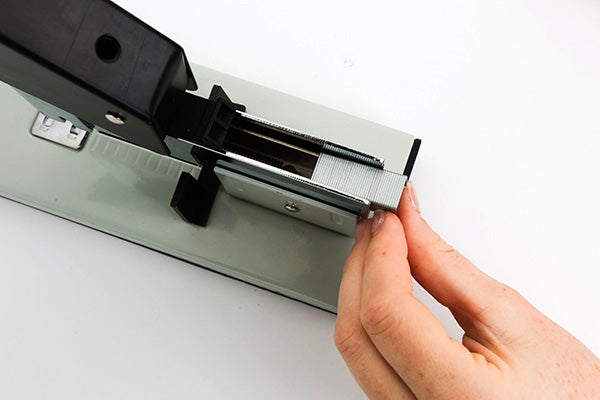 Loading Instructions for Heavy Duty Stapler