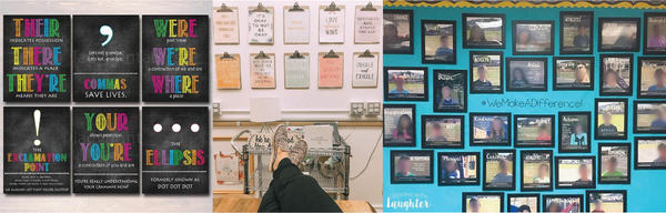 Classroom Decoration Ideas For High School To Elementary School Blue Summit Supplies