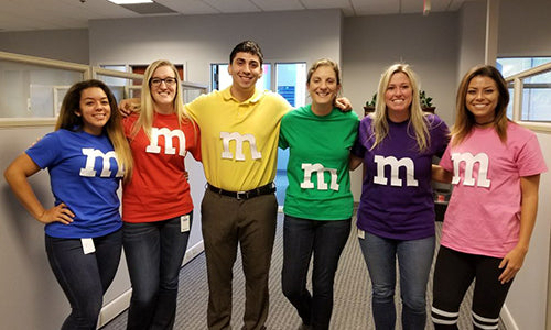 M&M's Group Costume