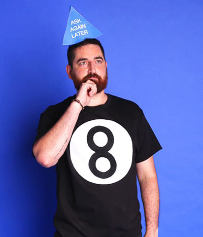 Magic 8 Ball Costume