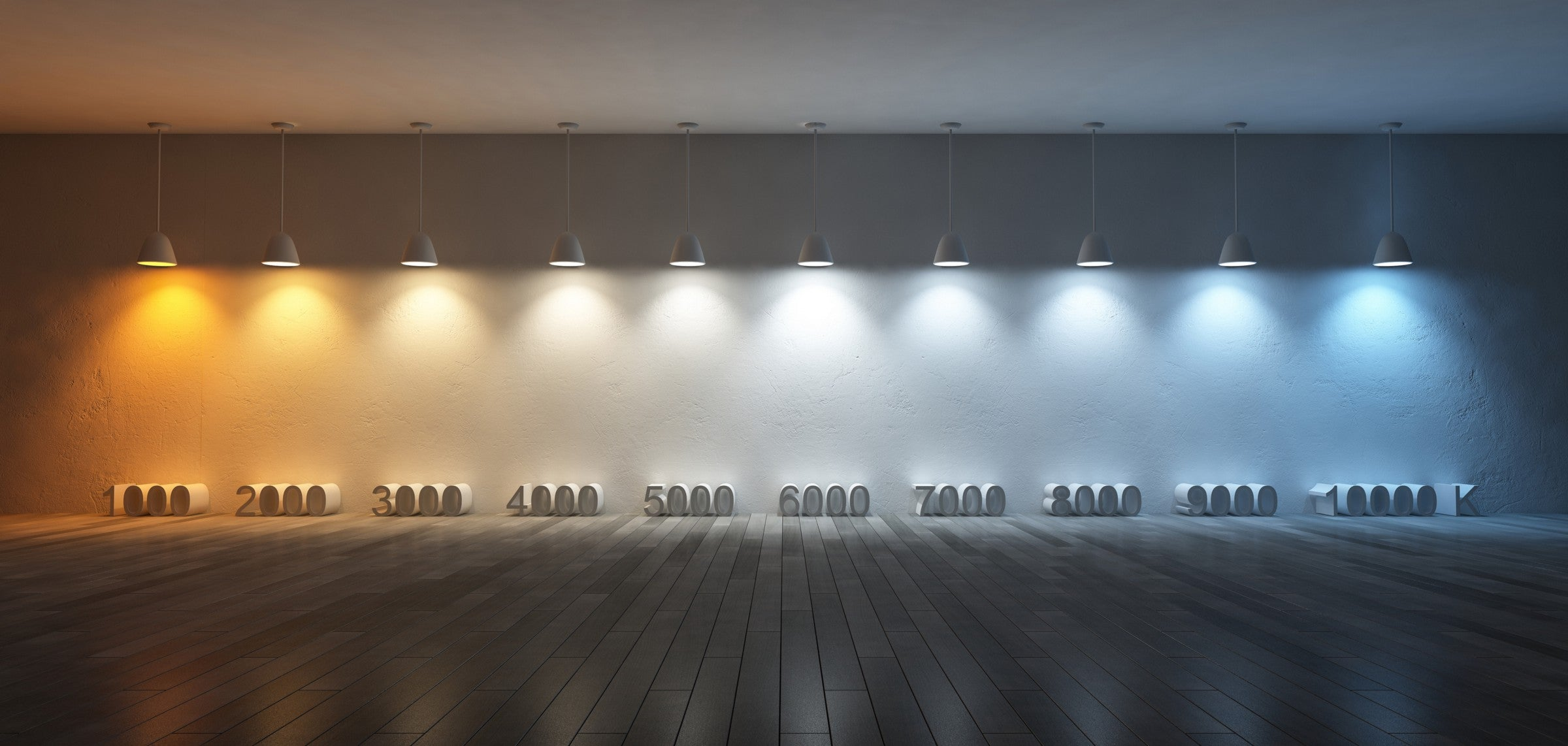 Best light color for office space