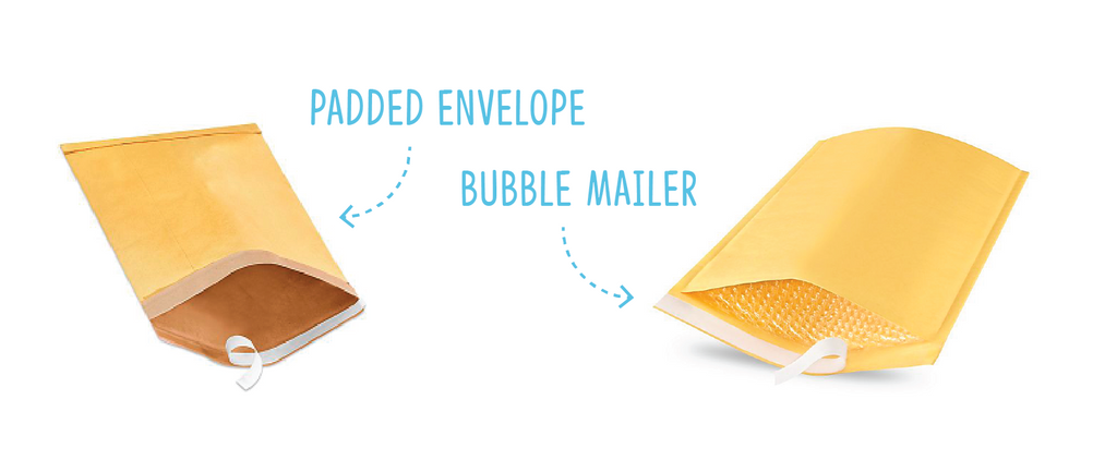 An Ultimate Guide To Bubble Mailer And Padded Envelope Sizes Blue Summit Supplies