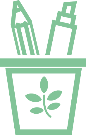 sustainable products icon