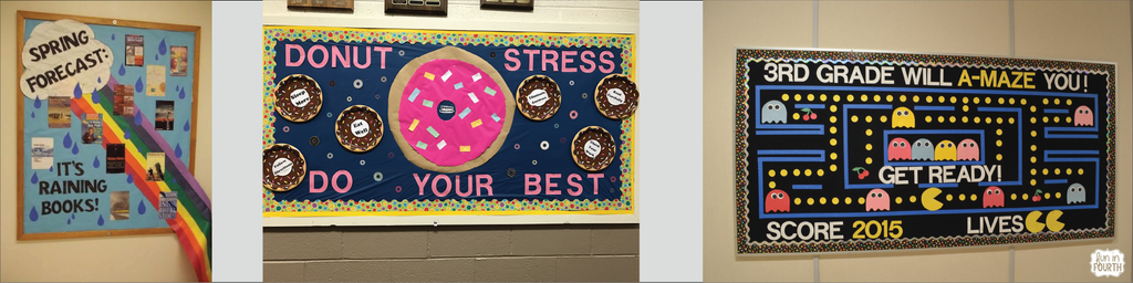 teacher bulletin boards