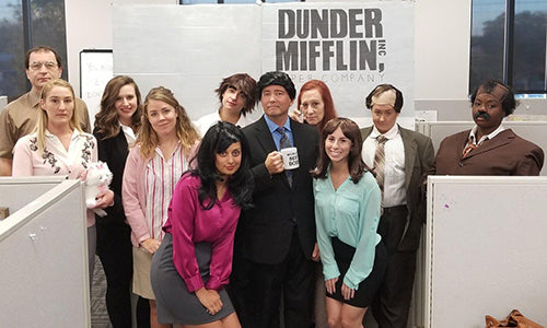 The Office Group Costume